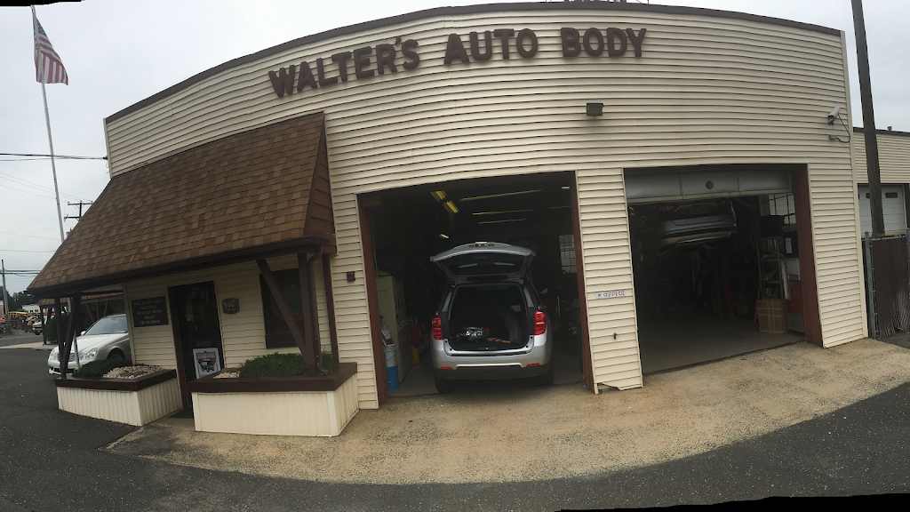 Walters Auto Body - car repair  | Photo 1 of 3 | Address: 502 Raritan St, Sayreville, NJ 08872, USA | Phone: (732) 727-3660