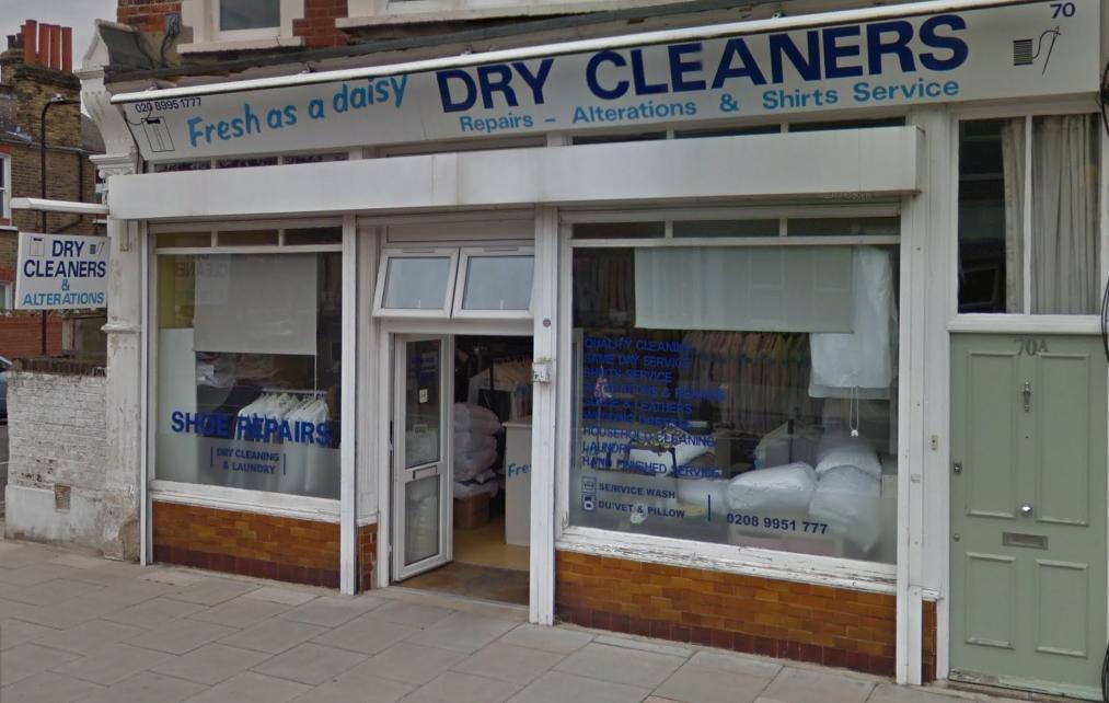 Fresh As A Daisy - laundry  | Photo 2 of 4 | Address: 70 Southfield Rd, London W4 1BD, UK | Phone: 020 8995 1777