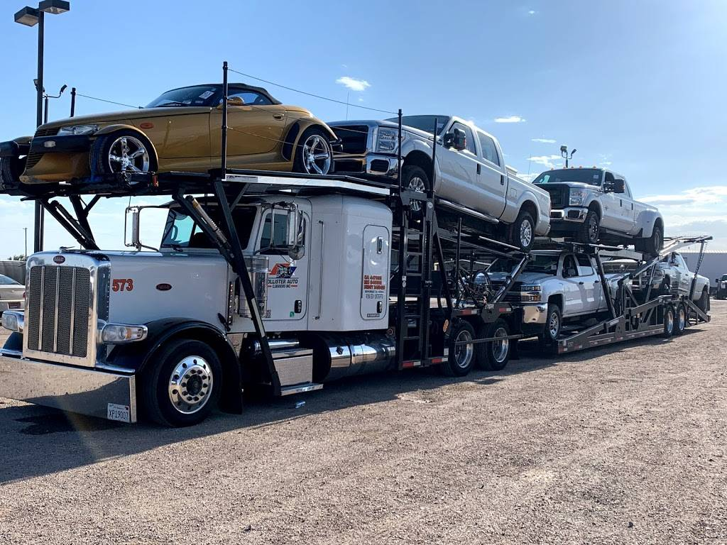 Hollister Auto Carriers Inc - car dealer  | Photo 3 of 4 | Address: 7335 Pogo Row, San Diego, CA 92154, USA | Phone: (619) 779-3095