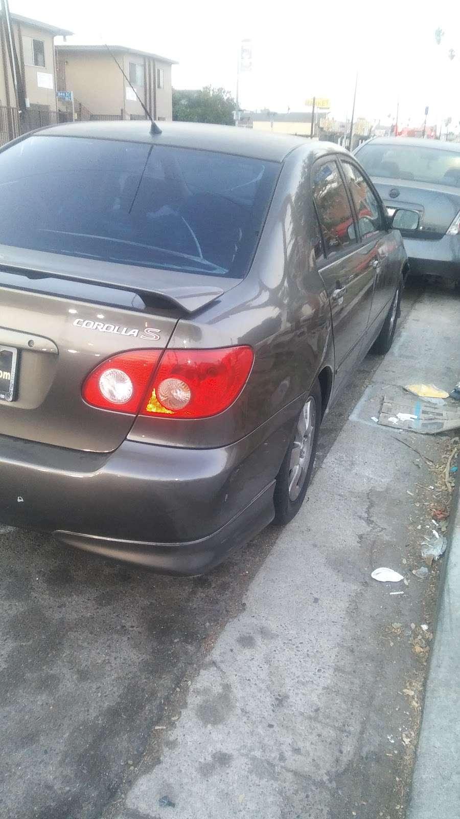 Leon Tires & Wheels - car repair  | Photo 8 of 10 | Address: 8431 S Main St, Los Angeles, CA 90003, USA | Phone: (323) 456-5405