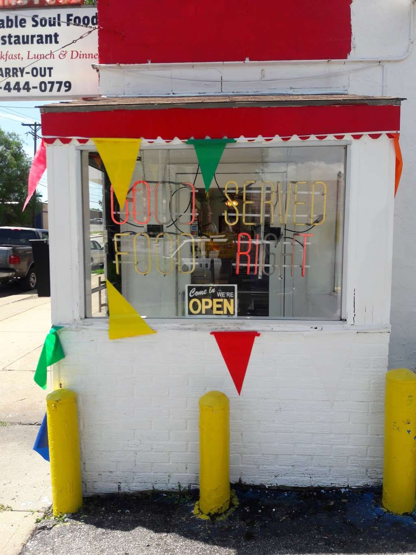 Kings Table Soul Food - restaurant    Photo 3 of 10   Address: 3626, 5932 Prospect Ave, Kansas City, MO 64130, USA   Phone: (816) 444-0779