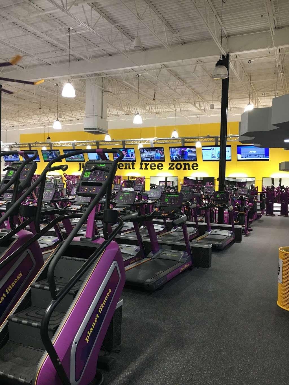 Planet Fitness Plainfield