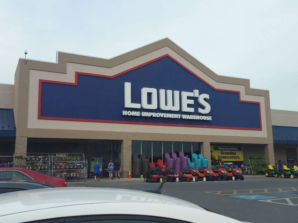 Lowes Home Improvement - hardware store  | Photo 9 of 10 | Address: 1500 Wesel Blvd, Hagerstown, MD 21740, USA | Phone: (301) 766-7200