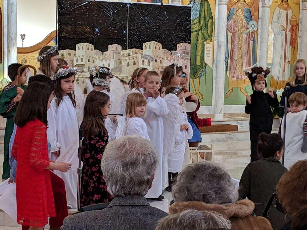 Saint Catherine Greek Orthodox Church - church  | Photo 8 of 9 | Address: 5555 S Yosemite St, Greenwood Village, CO 80111, USA | Phone: (303) 773-3411