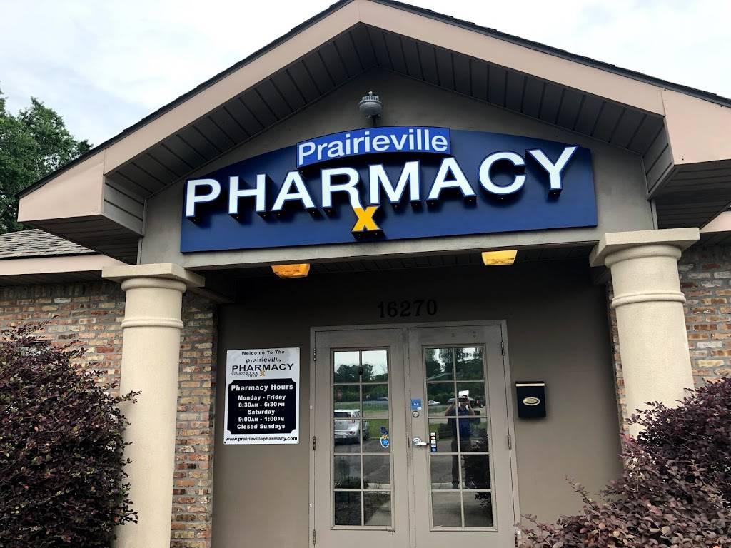 Prairieville Pharmacy - pharmacy  | Photo 1 of 9 | Address: 16270 Airline Hwy ste a-100, Prairieville, LA 70769, USA | Phone: (225) 677-7979