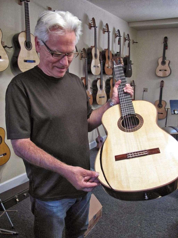 Hill Guitar Company - electronics store  | Photo 1 of 3 | Address: 8011 CA-9, Ben Lomond, CA 95005, USA | Phone: (800) 262-8858
