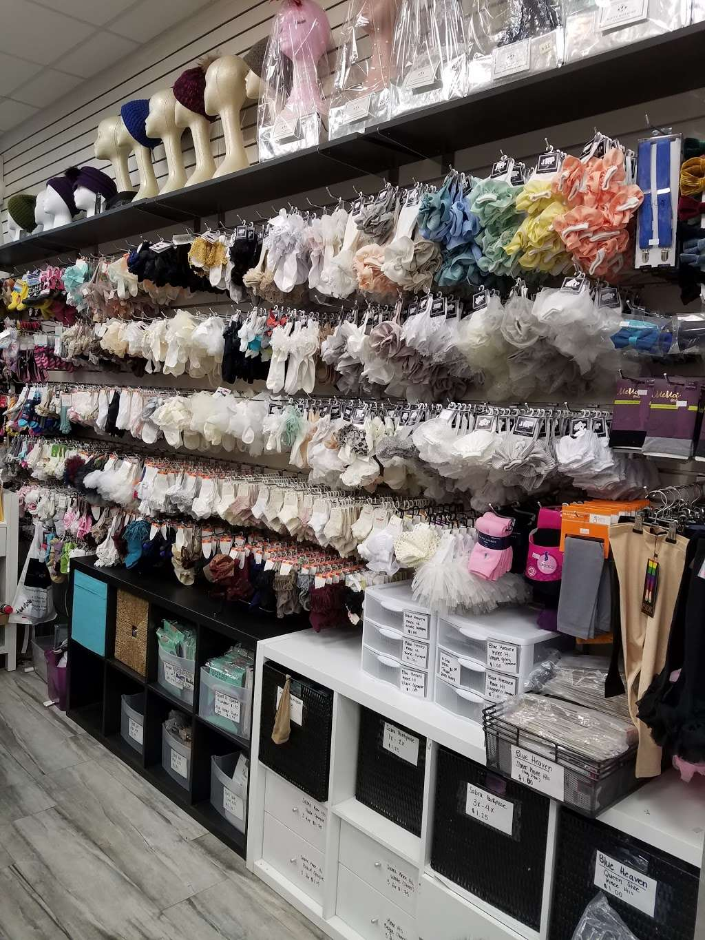 Crown Heights Hosiery - clothing store  | Photo 1 of 10 | Address: 312 Kingston Ave, Brooklyn, NY 11213, USA | Phone: (718) 467-6276