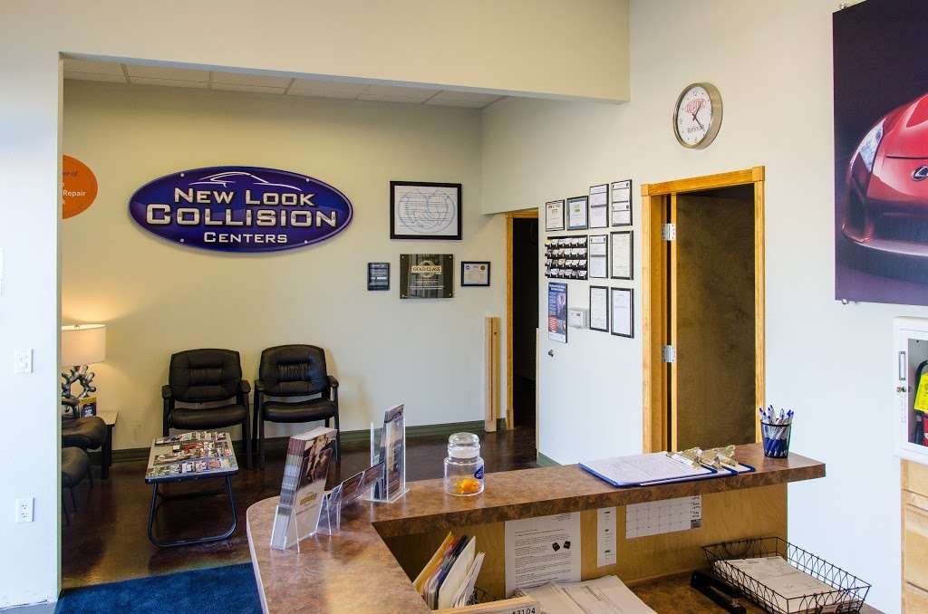 New Look Collision Center - car repair  | Photo 3 of 10 | Address: 5845 W Shelbourne Ave, Las Vegas, NV 89139, USA | Phone: (702) 269-1650