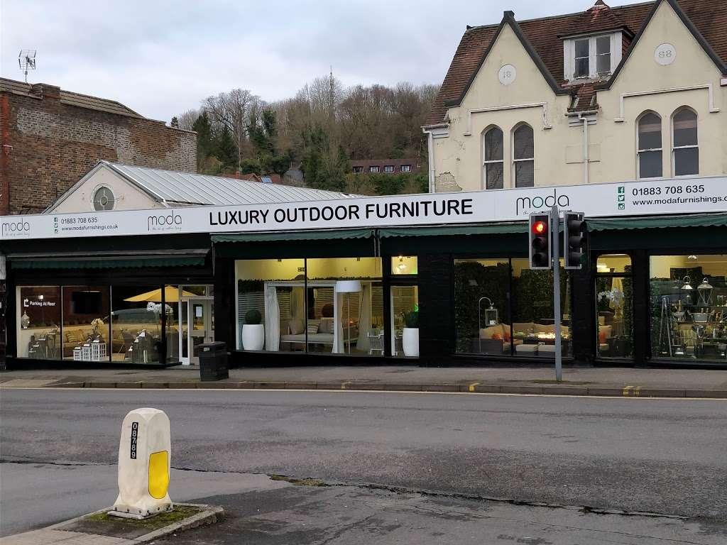 Moda Outdoor Furniture - furniture store    Photo 3 of 10   Address: 22-28 Godstone Rd, Caterham CR3 6RA, UK   Phone: 01883 708635