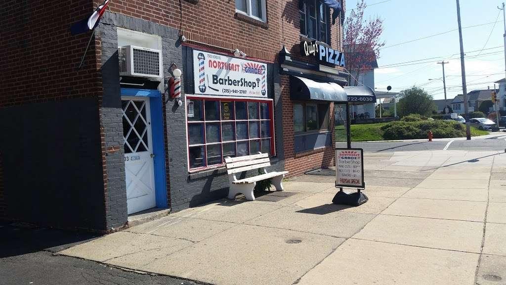 Northeast Grace Barbershop - hair care    Photo 2 of 10   Address: 7503 Verree Rd, Philadelphia, PA 19111, USA   Phone: (215) 941-2707