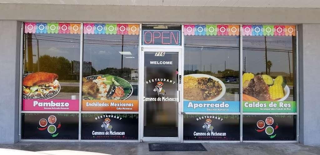 Restaurant Caminos De Michoacan - restaurant  | Photo 8 of 10 | Address: 716 Murphy Rd, Stafford, TX 77477, USA | Phone: (832) 539-6441
