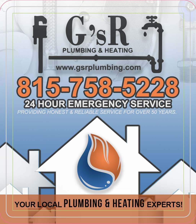 Gs R Plumbing & Heating - plumber  | Photo 2 of 5 | Address: 1831 E Lincoln Hwy, DeKalb, IL 60115, USA | Phone: (815) 758-5228