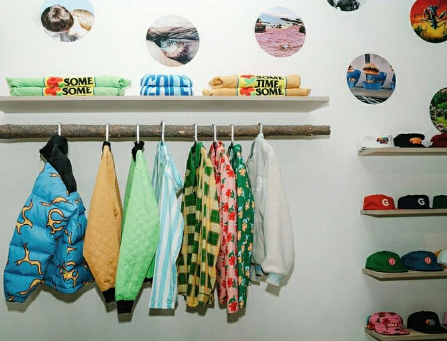 GOLF WANG - clothing store  | Photo 5 of 10 | Address: 350 N Fairfax Ave, Los Angeles, CA 90036, USA