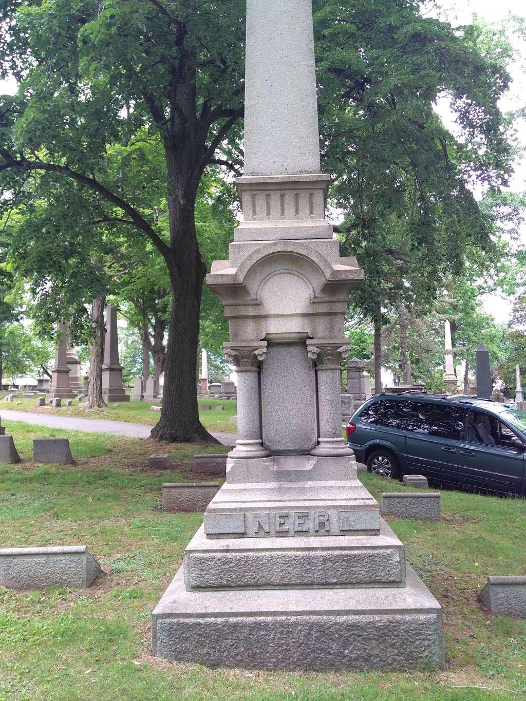 Cedar Lawn Cemetery - cemetery  | Photo 1 of 10 | Address: 200 McLean Blvd, Paterson, NJ 07504, USA | Phone: (973) 279-1161