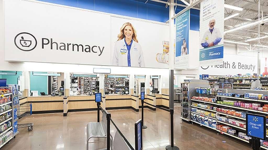 Walmart Pharmacy - pharmacy  | Photo 2 of 4 | Address: 1100 S Randall Rd, Elgin, IL 60123, USA | Phone: (847) 468-9696