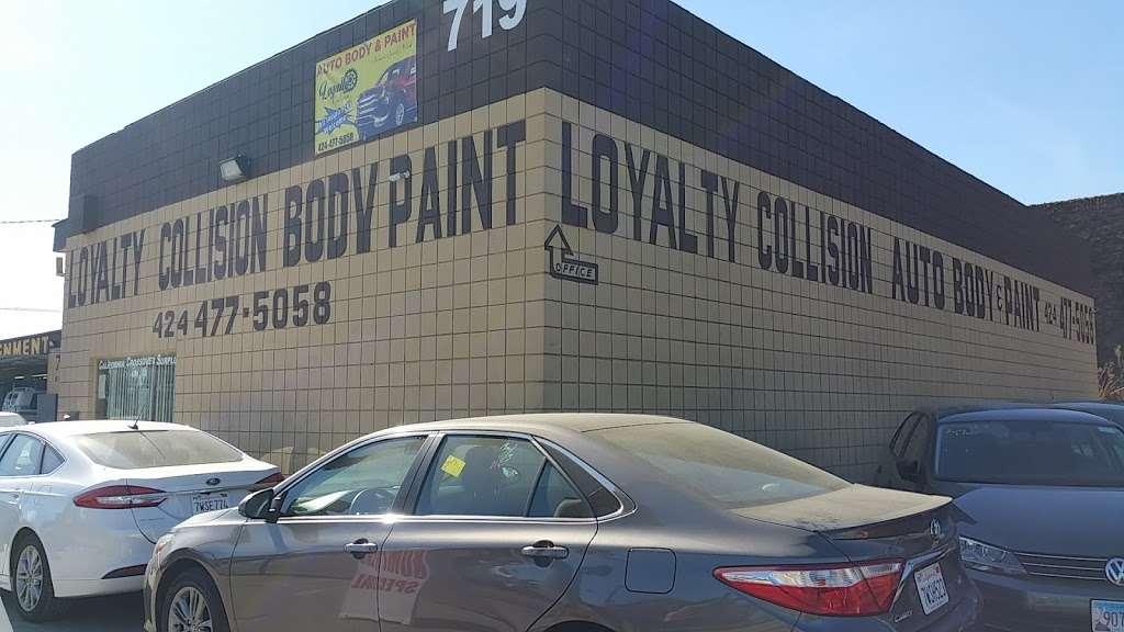 LOYALTY COLLISION - car repair  | Photo 1 of 10 | Address: 719 S Figueroa St, Wilmington, CA 90744, USA | Phone: (424) 477-5058