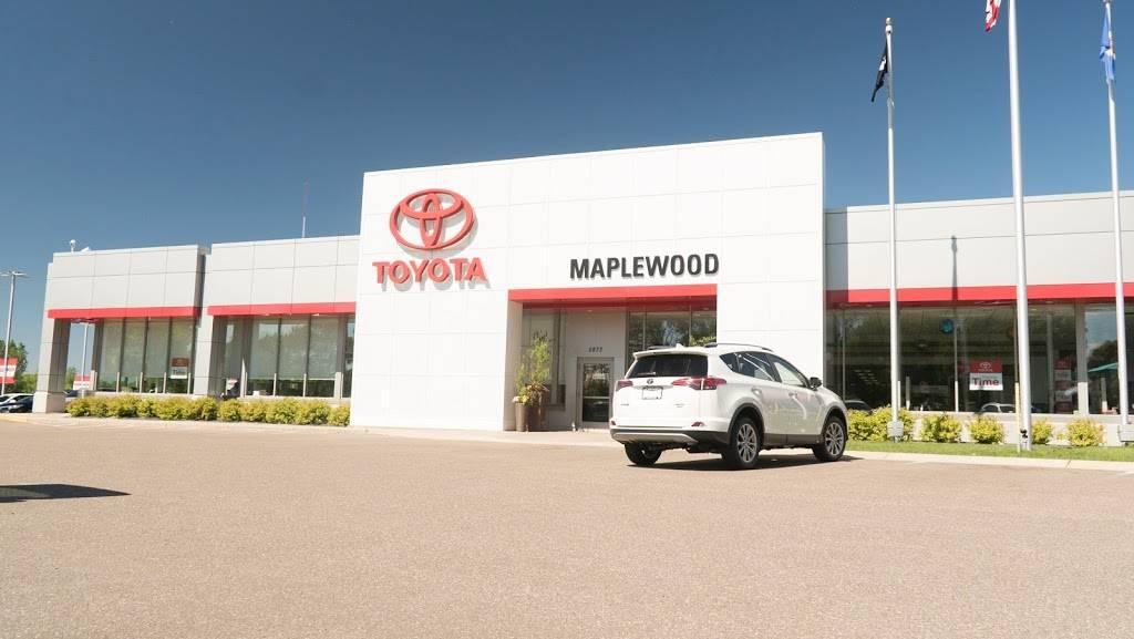 Maplewood Toyota - car dealer  | Photo 9 of 9 | Address: 2873 Maplewood Dr, Maplewood, MN 55109, USA | Phone: (651) 482-1322