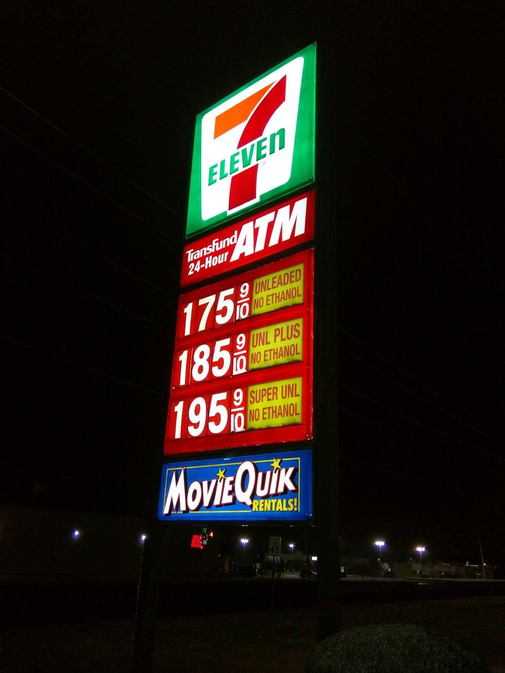 7-Eleven - convenience store  | Photo 4 of 6 | Address: 11231 N Rockwell Ave, Oklahoma City, OK 73162, USA | Phone: (405) 773-8541