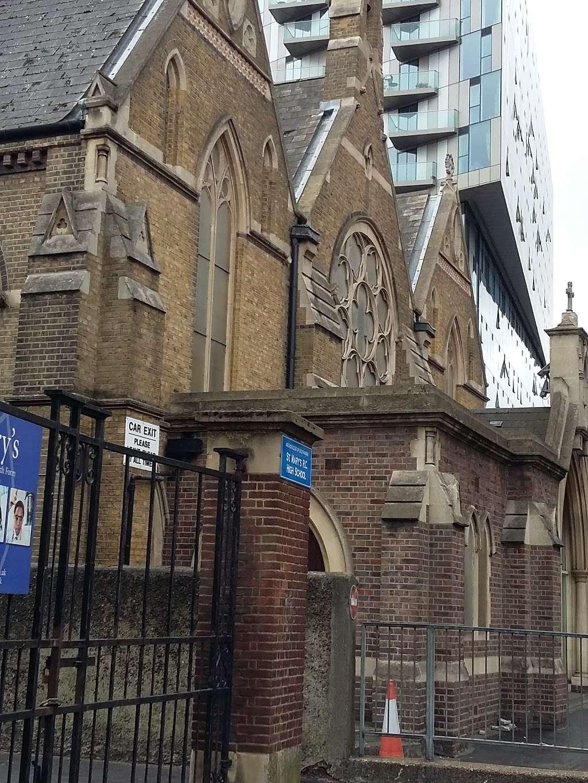 St. Marys Catholic High School - school    Photo 6 of 6   Address: Woburn Rd, Croydon CR9 2EE, UK   Phone: 020 8686 3837