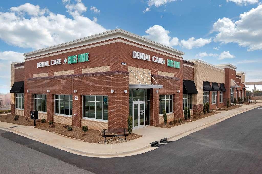 Dental Care at Cross Pointe - dentist    Photo 3 of 8   Address: 2427 Cross Pointe Dr Ste 101, Rock Hill, SC 29730, USA   Phone: (803) 992-8533
