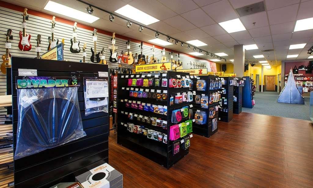 Music & Arts - electronics store  | Photo 6 of 10 | Address: 300 Andover St, Peabody, MA 01960, USA | Phone: (978) 532-3380