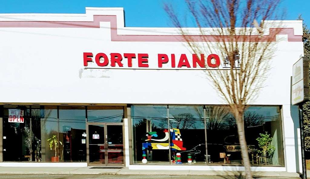 Forte Piano Music Company - moving company  | Photo 2 of 10 | Address: 159 NJ-4, Paramus, NJ 07652, USA | Phone: (201) 265-1212