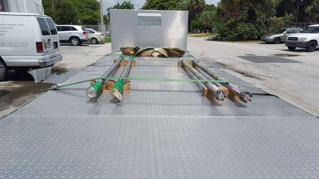 FJ PROPELLER MIAMI CORP - car repair  | Photo 6 of 10 | Address: 2185 NW 34th Ave, Miami, FL 33142, USA | Phone: (305) 635-1308