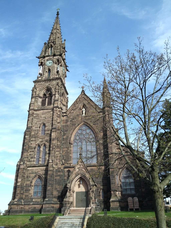 St Johns Roman Catholic Church - church  | Photo 1 of 10 | Address: 94 Ridge St, City of Orange, NJ 07050, USA | Phone: (973) 674-0110