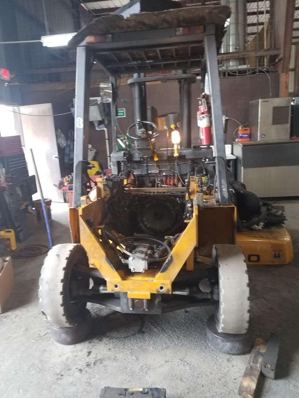 Forklifts & Tires - car repair  | Photo 1 of 9 | Address: 14503 Sommermeyer St, Houston, TX 77041, USA | Phone: (713) 460-8197