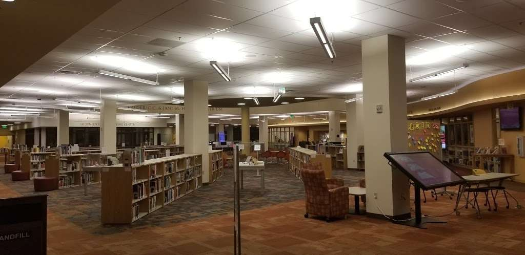Anderson Academic Commons - library  | Photo 10 of 10 | Address: 2150 E Evans Ave, Denver, CO 80208, USA | Phone: (303) 871-3707