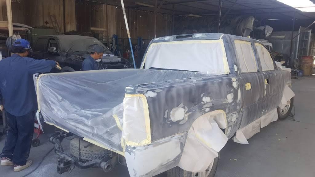 Camino Real Body Shop - car repair  | Photo 10 of 10 | Address: 24 E Pacheco Rd, Bakersfield, CA 93307, USA | Phone: (661) 397-3736