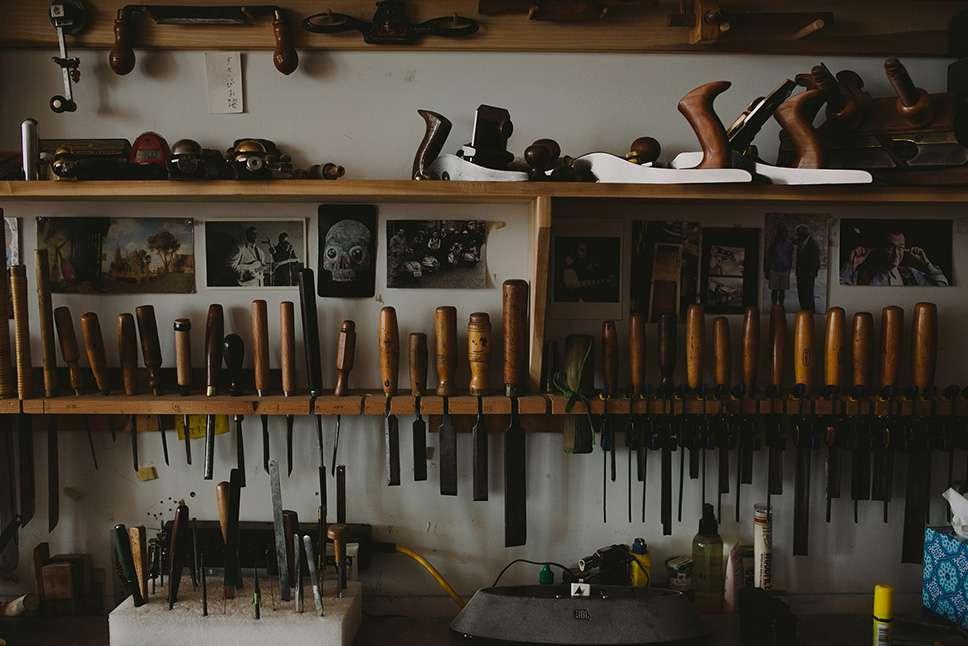 Flip Scipio | Guitar Maker And Repairman - electronics store  | Photo 3 of 10 | Address: 2 Grove St #4, New York, NY 10014, USA | Phone: (516) 426-5624