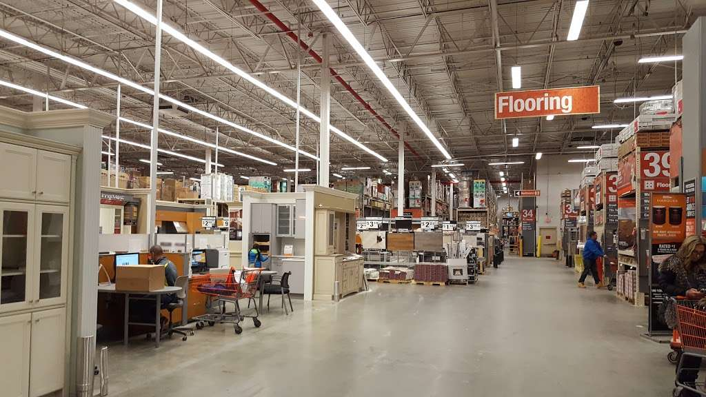 The Home Depot - hardware store  | Photo 5 of 10 | Address: 550 Hamilton Ave, Brooklyn, NY 11232, USA | Phone: (718) 832-8553
