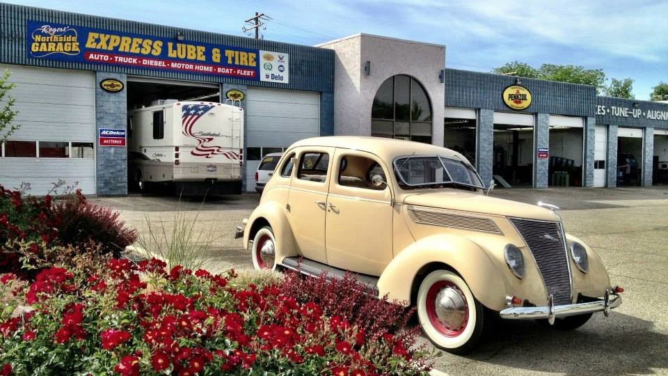 Rogers Northside Garage - car dealer  | Photo 1 of 10 | Address: 1170 N 29th St, Boise, ID 83702, USA | Phone: (208) 345-2660