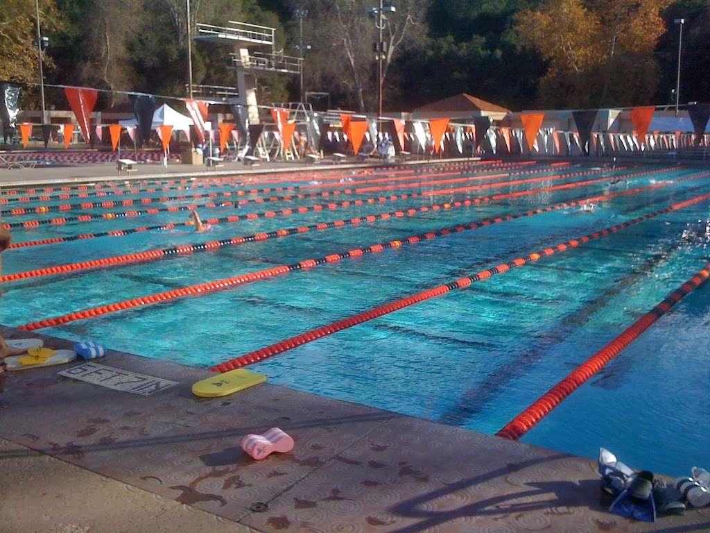 Rose Bowl Aquatics Center - health    Photo 3 of 10   Address: 360 N Arroyo Blvd, Pasadena, CA 91103, USA   Phone: (626) 564-0330