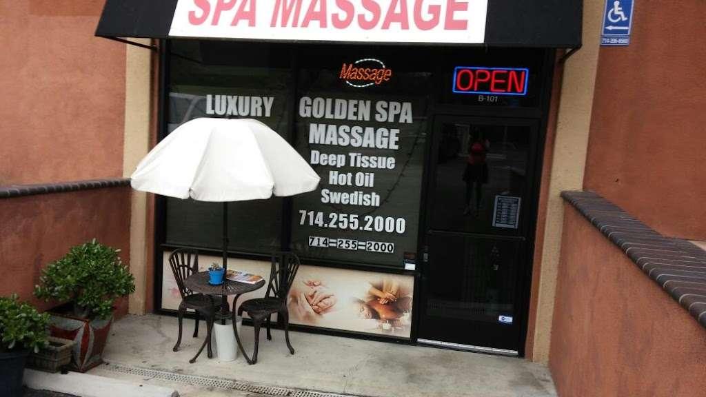 Luxury Golden Spa - spa  | Photo 2 of 5 | Address: 405 S State College Blvd B.101, Brea, CA 92821, USA | Phone: (714) 255-2000