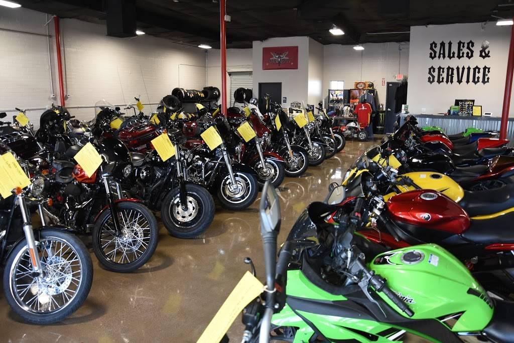 DWN N OUT Motorcycle Sales - car repair  | Photo 8 of 10 | Address: 15010 N Cave Creek Rd, Phoenix, AZ 85022, USA | Phone: (602) 422-9333