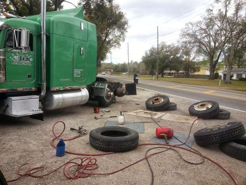 Onsite Truck & Tire Repairs & Roadside Assistance, Road Service - car repair  | Photo 1 of 2 | Address: 241 Grant Ave, Jersey City, NJ 07305, USA | Phone: (551) 221-6802