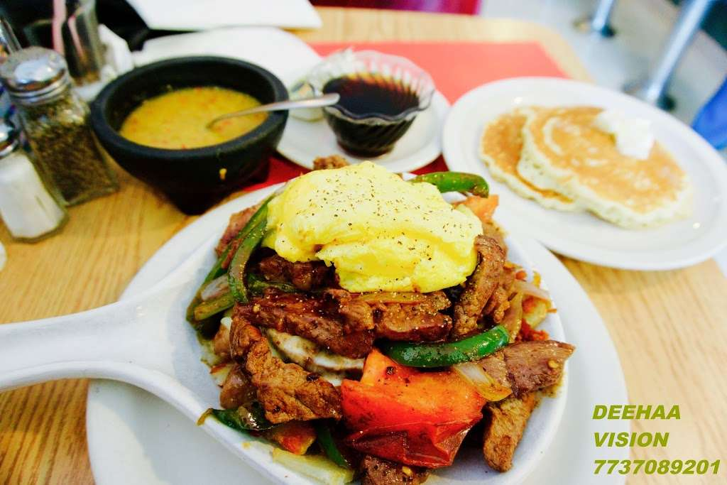 Bialys Cafe - restaurant  | Photo 8 of 10 | Address: 2801 95th St, Evergreen Park, IL 60805, USA | Phone: (708) 636-3004