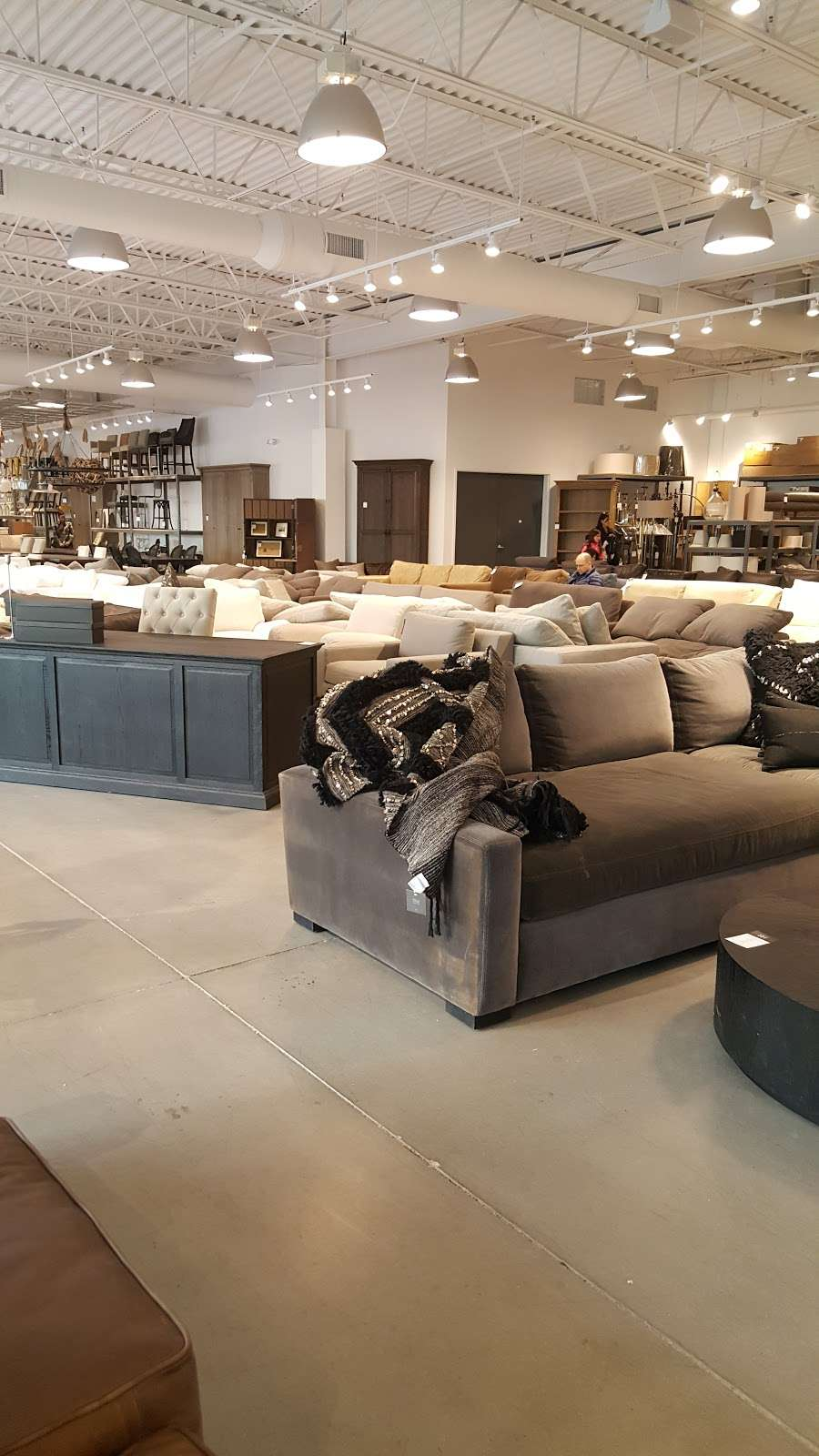 Restoration Hardware Outlet - furniture store  | Photo 4 of 10 | Address: 18 West Lightcap Rd Suite 501, Sanatoga, PA 19464, USA | Phone: (610) 970-1518