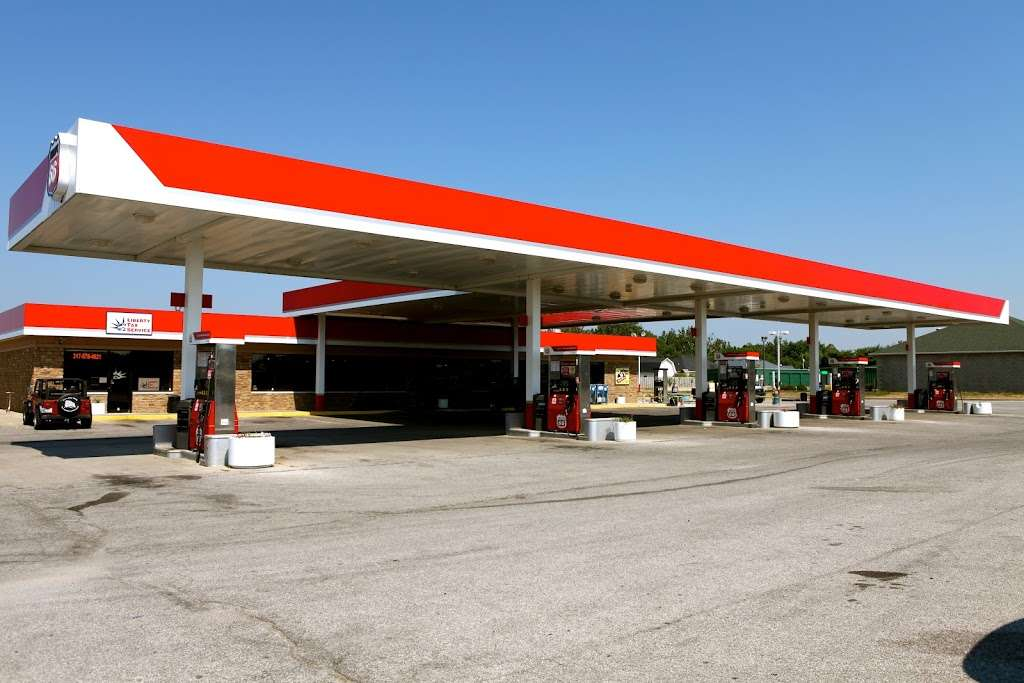 Joes Junction - convenience store    Photo 8 of 8   Address: 214 IN-135, Trafalgar, IN 46181, USA   Phone: (317) 878-2393