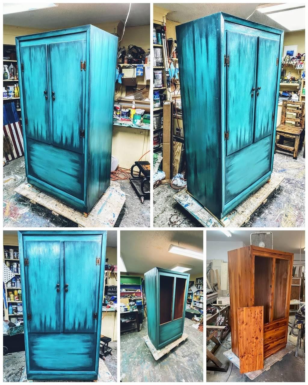 OL 2 NU Custom reclaimed wood rustic coastal farmhouse wood furn - painter  | Photo 8 of 9 | Address: 1749 Virginia Beach Blvd Unit #101, Virginia Beach, VA 23454, USA | Phone: (757) 907-2265
