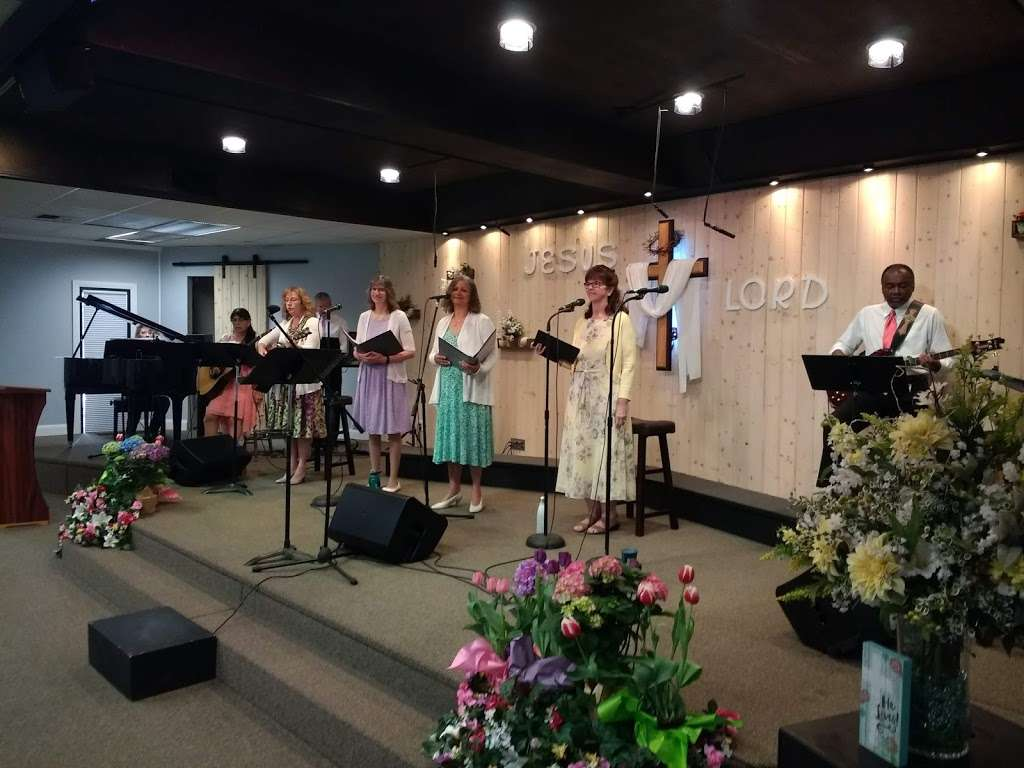 Woodland Park Bible Church - church  | Photo 6 of 9 | Address: 1093 Rock Springs Rd, San Marcos, CA 92069, USA | Phone: (760) 744-9242