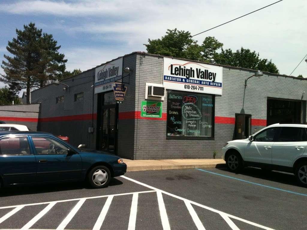 Lehigh Valley Radiator - car repair    Photo 1 of 2   Address: 2227 3rd Ave, Whitehall, PA 18052, USA   Phone: (610) 264-7111