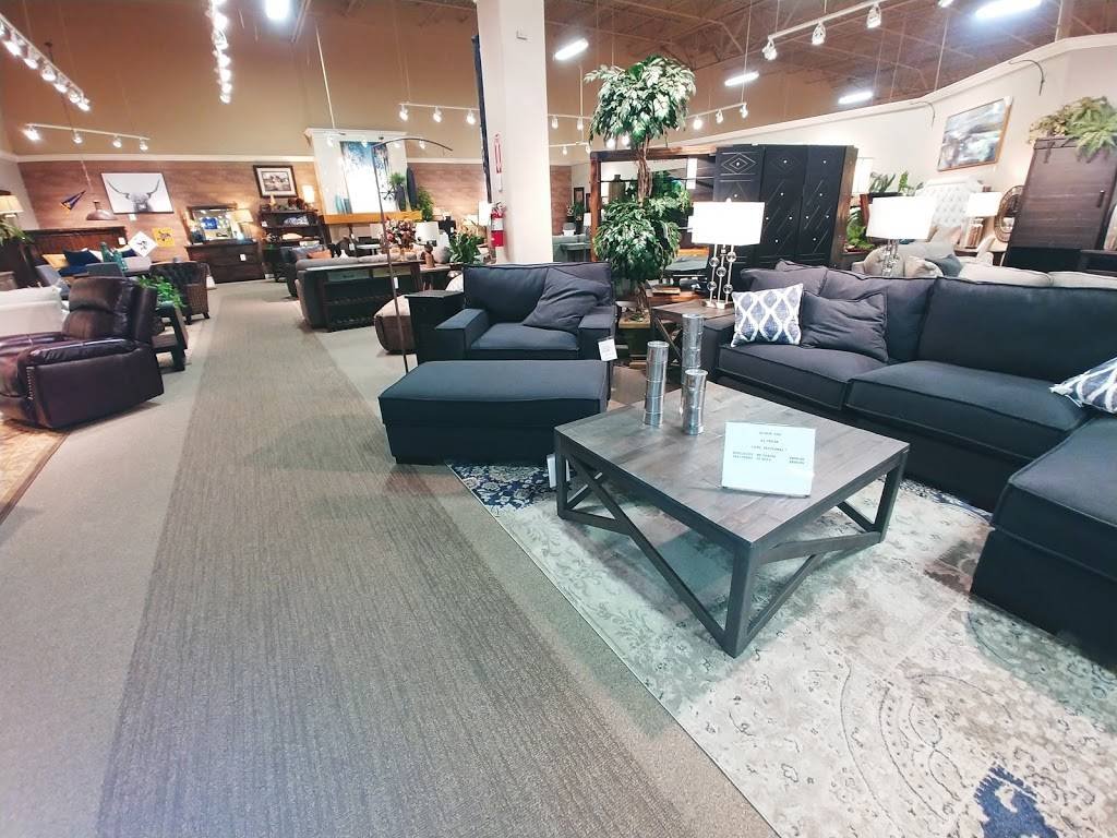 Ashley HomeStore - furniture store  | Photo 2 of 9 | Address: 3434 W Reno Ave, Oklahoma City, OK 73107, USA | Phone: (405) 951-1414