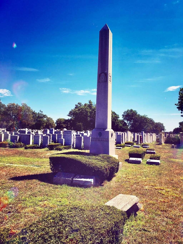 Beth David Cemetery - cemetery    Photo 2 of 10   Address: 300 Elmont Rd, Elmont, NY 11003, USA   Phone: (516) 328-1300