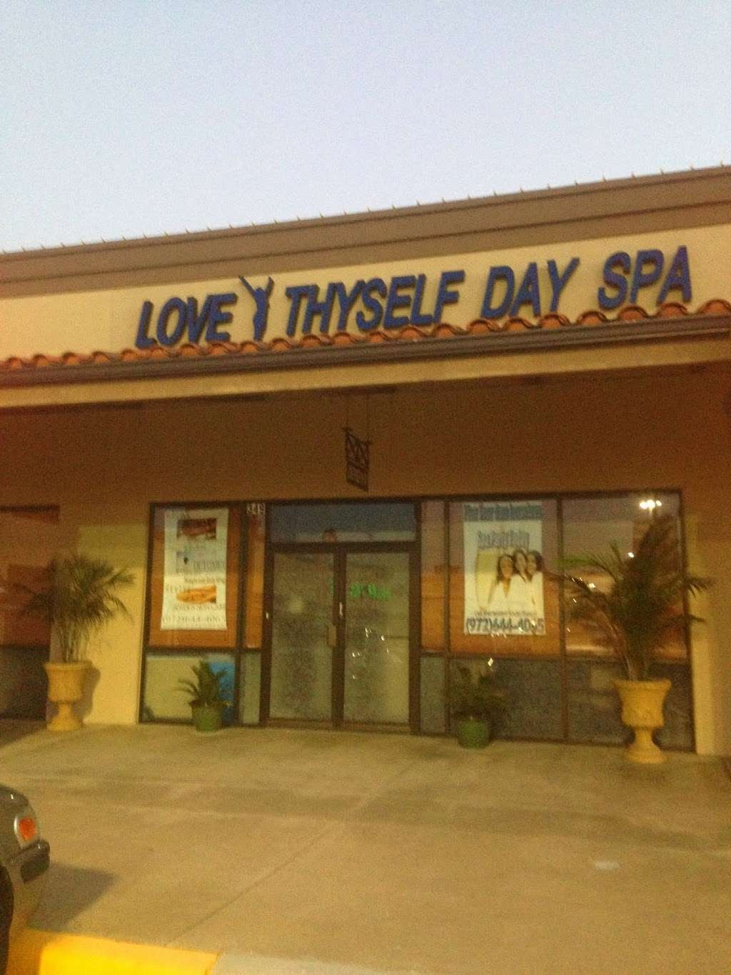 Love Thyself Day Spa - spa  | Photo 7 of 8 | Address: 101 S Coit Rd #349, Richardson, TX 75080, USA | Phone: (972) 644-4065