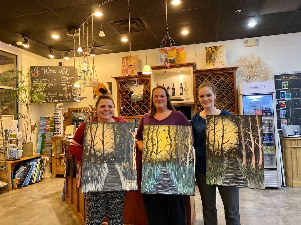 Picasso and Wine - store    Photo 1 of 10   Address: 1540 Main St #236, Windsor, CO 80550, USA   Phone: (970) 460-0833