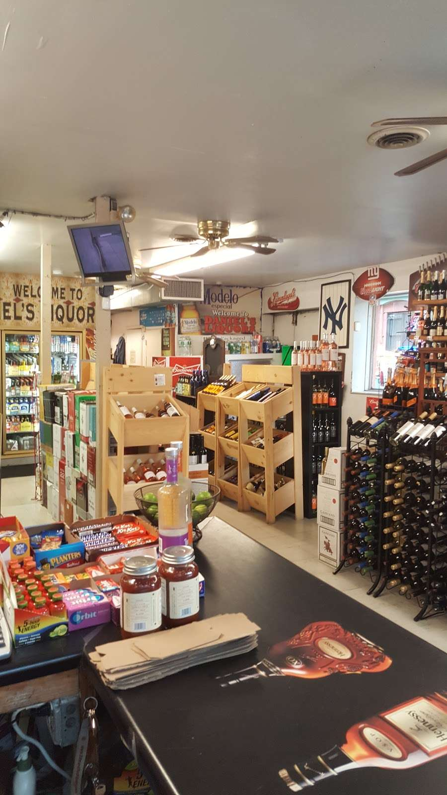 Daniel Liquors & Wines Inc - store  | Photo 4 of 10 | Address: 87 Garden St, Hoboken, NJ 07030, USA | Phone: (201) 656-9997