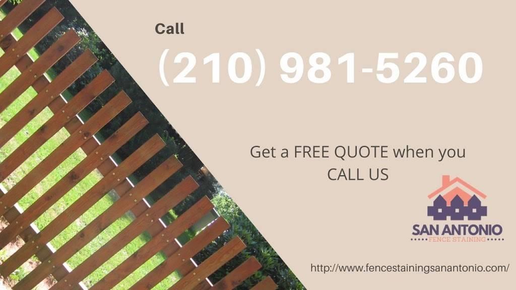 Fence Staining San Antonio - store  | Photo 2 of 3 | Address: 7711 Rio Blanco, Converse, TX 78109, USA | Phone: (210) 981-5260